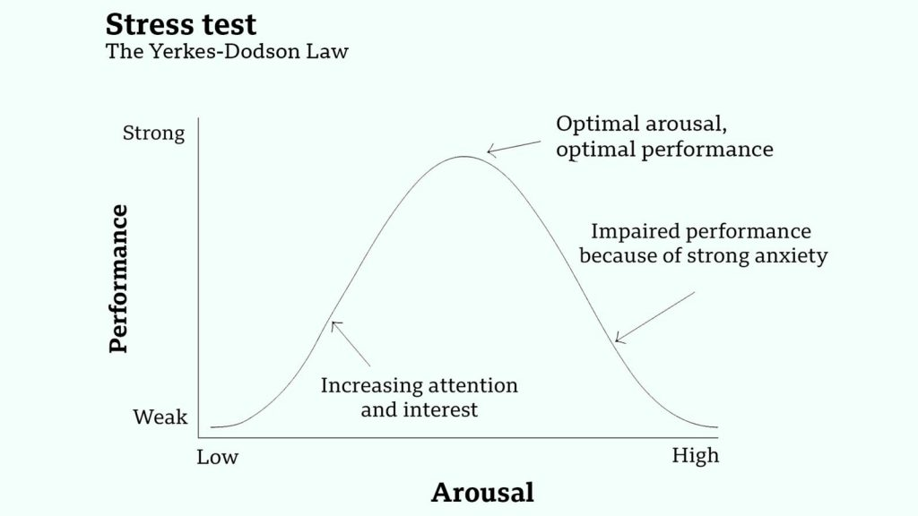 Stress Yerkes Dodson Law