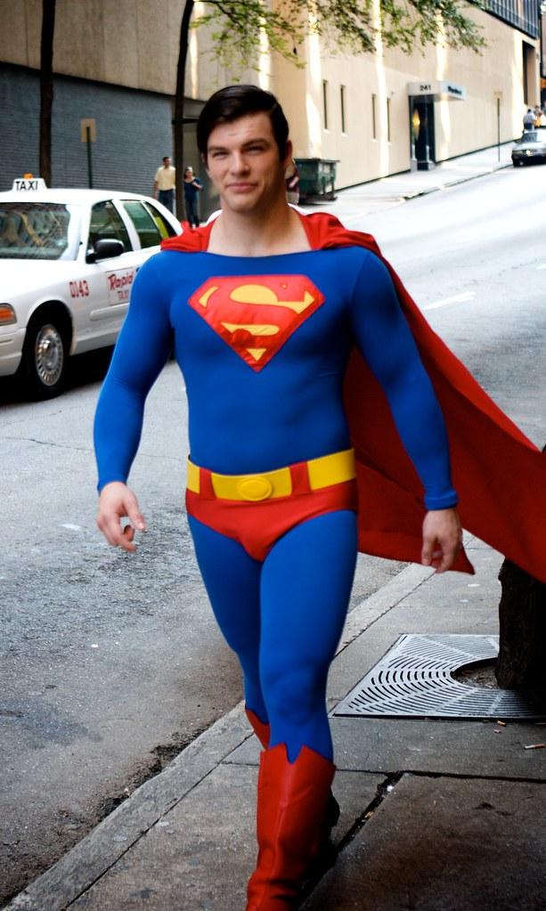 superman - Gelegenheitssex und psychische Gesundheit