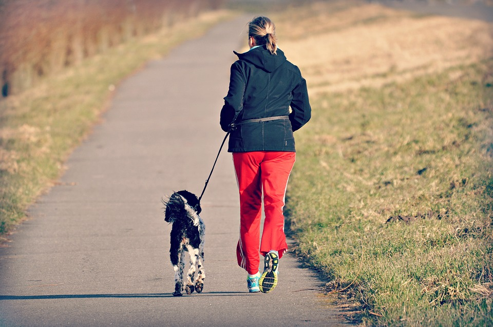 woman jogging - Counselling