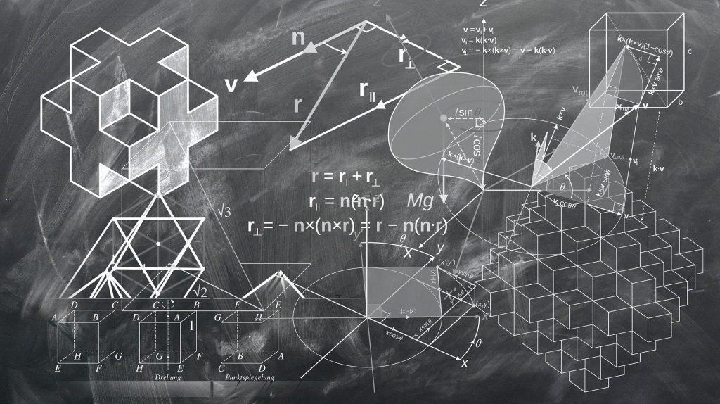 Vertrauen Geometrie Mathematik 1024x574 - Die 7 Grundsätze der Achtsamkeit - #4 Vertrauen