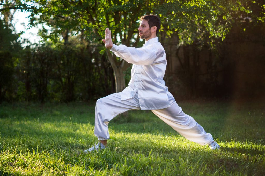 taijiquan 1024x682 - The 7 pillars of mindfulness - #2 patience