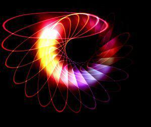 letting go glowing spiral 300x253 - Die 7 Grundsätze der Achtsamkeit - #7 Loslassen