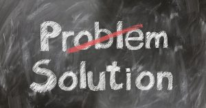 Problem Solution 300x158 - Zoom Fatigue: why video calls can be exhausting