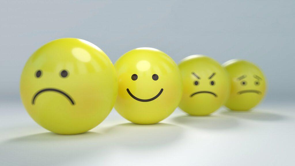 Affect Smiley Emoticon