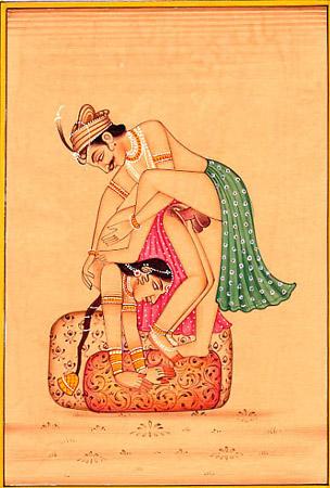 Kamasutra Sex Stellung
